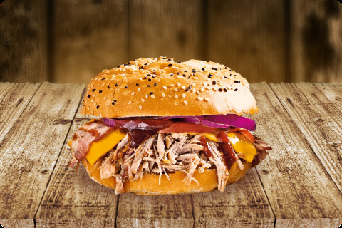 Legendary Jack Daniel's Pulled Pork
