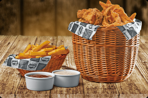 Wings Bucket