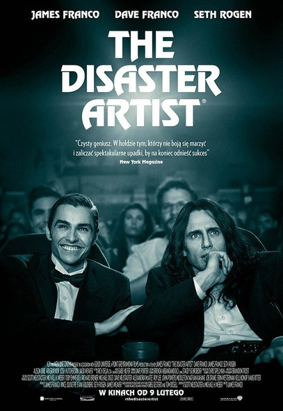 Elbl±g, The Disaster Artist w kinie ¦wiatowid