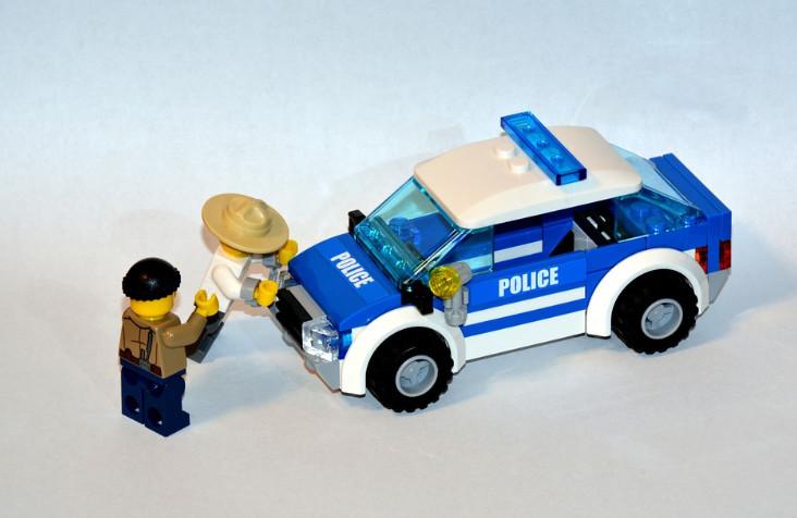 Policjanci Rozprawią Się Z Przestępcami Najlepsze Zestawy Lego