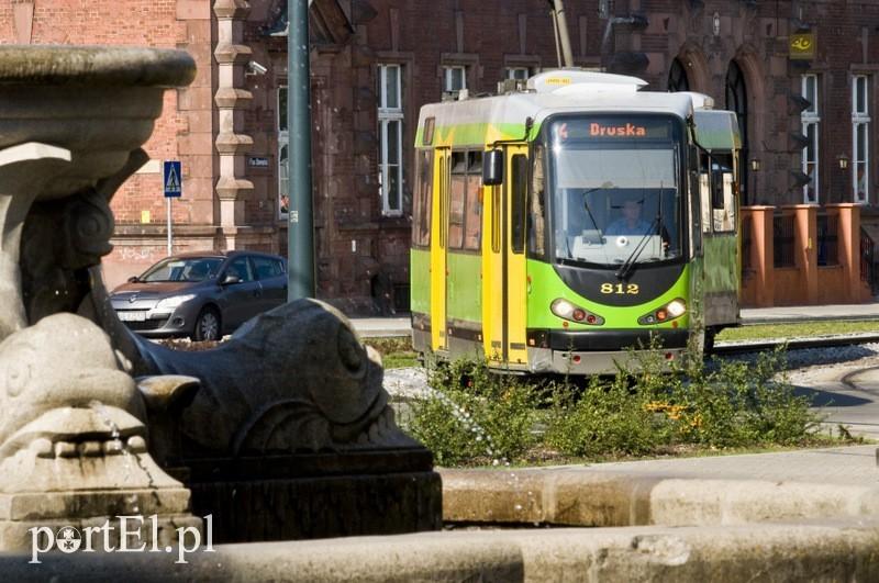 Coraz Mniej Pasażerów W Autobusach I Tramwajach Elbląg
