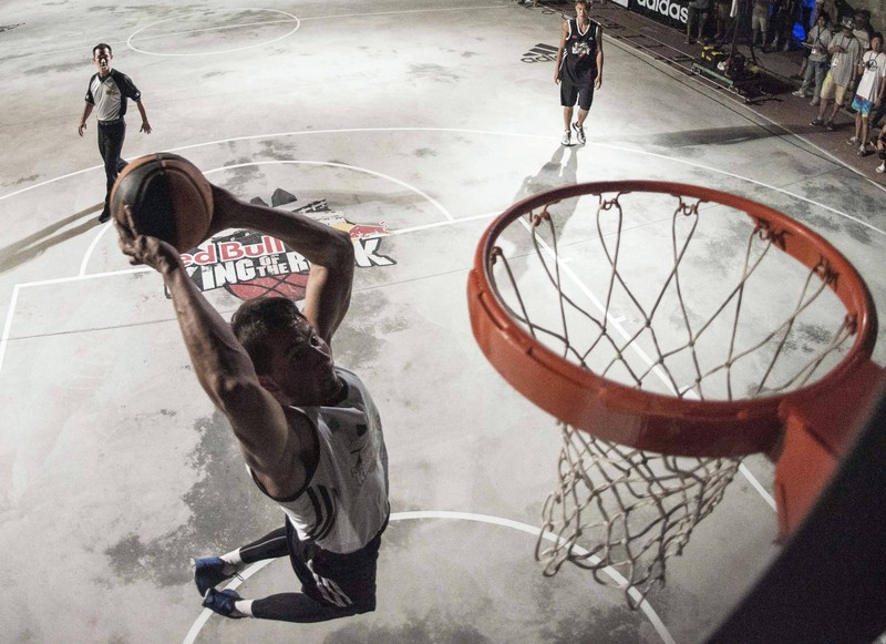Elbl±g, King of the Rock. Eliminacje elbl±skie ju¿ w pi±tek (streetball)