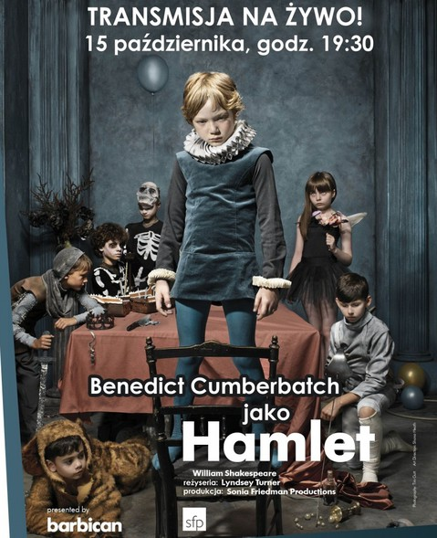 Elbl±g, Hamlet na ¿ywo z National Theatre