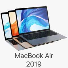 macbook air 2019 i5/GB/256GB MAC OS