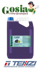 TENZI SAPONE BLACK GRAPE & KIWI 5L