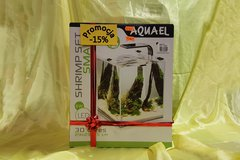 Akwarimu AquaEl Shrimp Set Smart 30 L